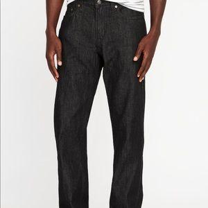 Men's black Old Navy jeans - never worn